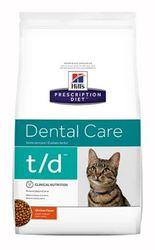 Hill's Prescription Diet t/d Dental Care Dry Cat Food Pet Food  Online