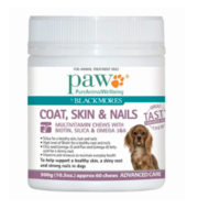 Buy PAW Coat,  Skin and Nails Multivitamin Chews  for Dogs|Pet Dietary